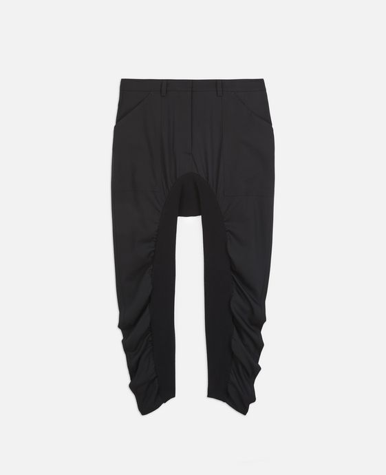 Black Tina Pants