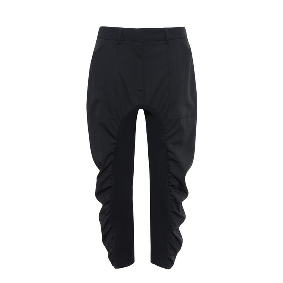 Black Tina Trousers
