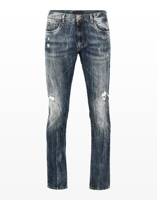 TRUSSARDI JEANS - Pantaloni Jeans