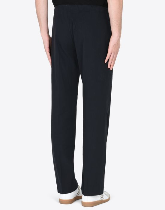 MAISON MARGIELA 10 Super light gabardine trousers Casual pants U e