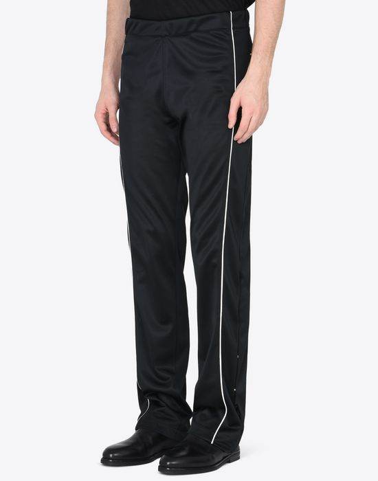 MAISON MARGIELA 10 Jersey trousers Casual pants U r