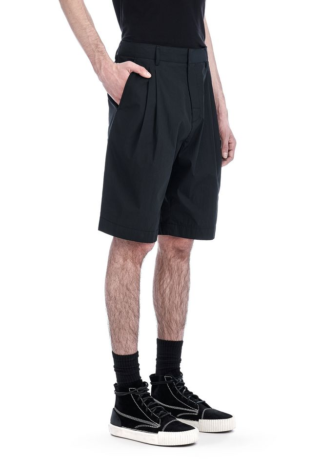 ALEXANDER WANG SHORTS Men PLEAT FRONT SHORTS