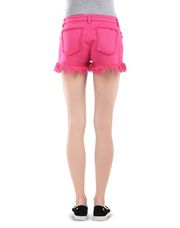 LOVE MOSCHINO Shorts jeans Donna d