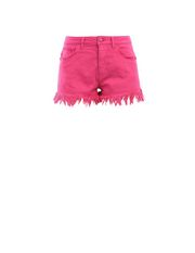 LOVE MOSCHINO Shorts jeans Donna f
