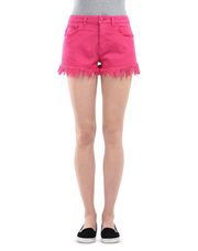 LOVE MOSCHINO Shorts jeans Donna r