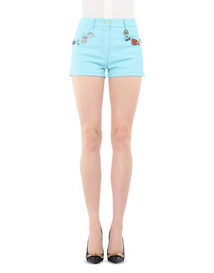 MOSCHINO Denim shorts D r