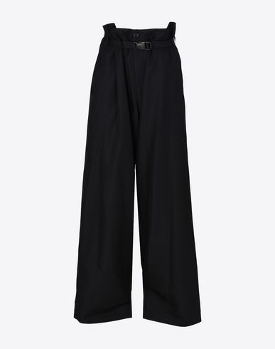 MAISON MARGIELA High-waisted trousers Casual pants D f