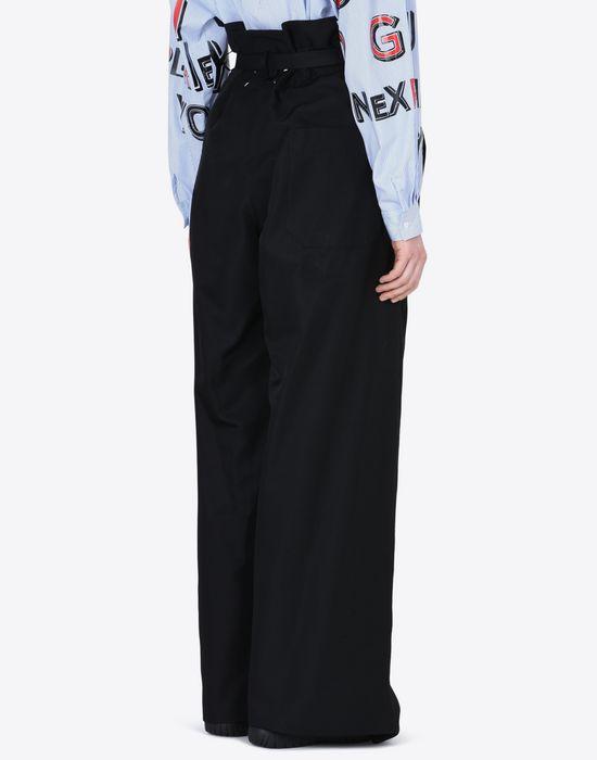 MAISON MARGIELA High-waisted trousers Casual pants Woman e