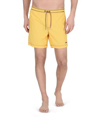 NAPAPIJRI VILLA  MAN SWIMMING TRUNKS,YELLOW