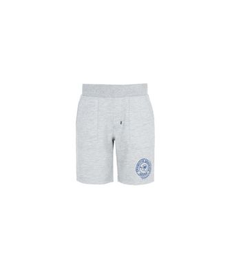 NAPAPIJRI K NAY JUNIOR KID BERMUDA SHORTS,LIGHT GREY