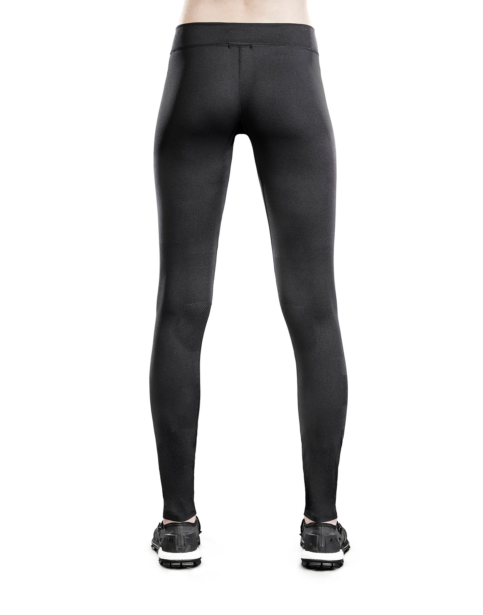 Y-3 SPORT FINE KNIT TIGHT PANTS woman Y-3 adidas