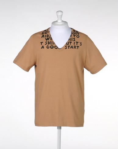 COLLECTION DÉFILÉ Short sleeve t-shirt U f