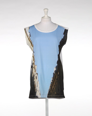 MM6 by MAISON MARGIELA Sleeveless t-shirt D f
