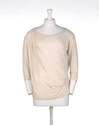 MM6 by MAISON MARGIELA Short sleeve t-shirt D f