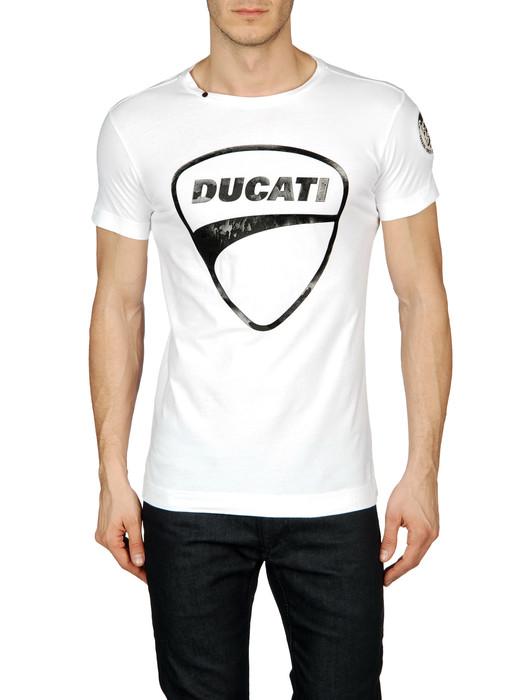 DIESEL DU-SADDLE 00MOH Camiseta U e