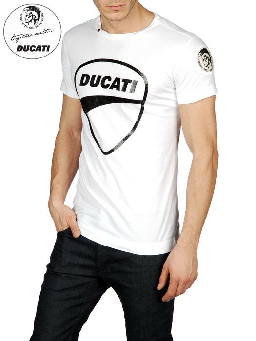 DIESEL DU-SADDLE 00MOH Camiseta U f