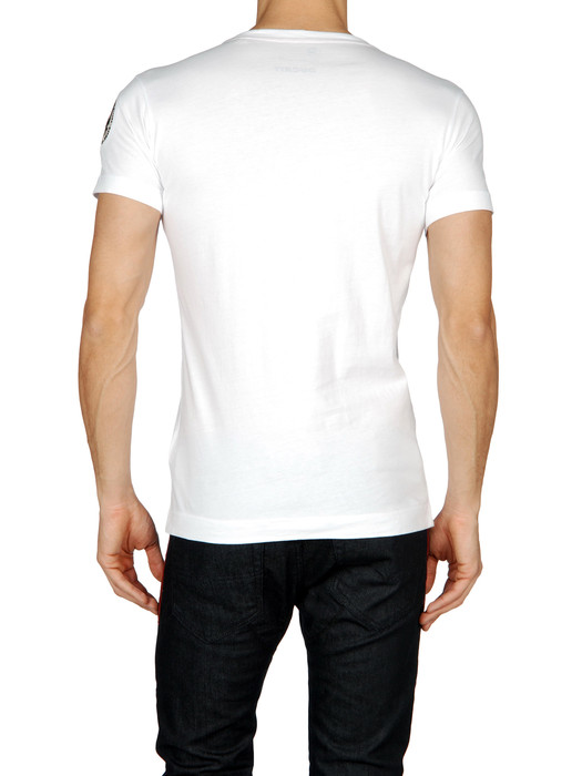 DIESEL DU-SADDLE 00MOH Camiseta U r