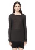 T by ALEXANDER WANG SLUB CLASSIC LONG SLEEVETEE  TEE Adult 8_n_e