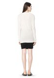 T by ALEXANDER WANG SLUB CLASSIC LONG SLEEVETEE  TEE Adult 8_n_r