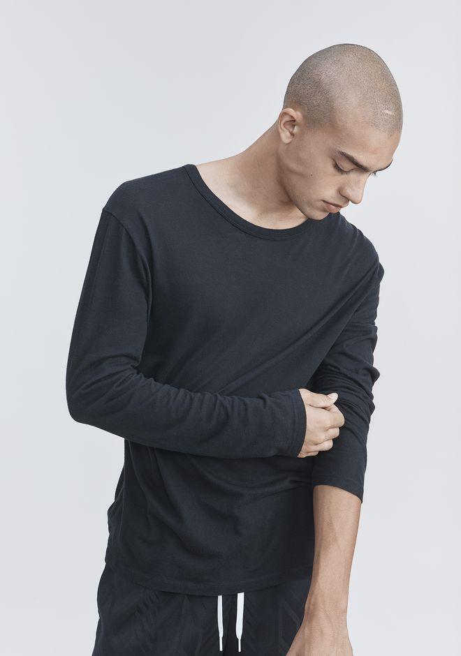 T by ALEXANDER WANG CLASSIC LONG SLEEVE TEE Long sleeve t-shirt Adult 12_n_r