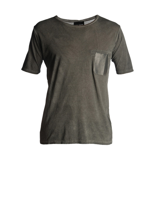 DIESEL BLACK GOLD TOLERAB Short sleeves U f