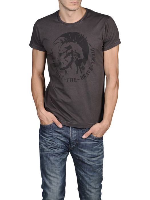 DIESEL T-ACHEL-RS Short sleeves U f