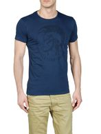 DIESEL T-ACHEL-RS Short sleeves U e