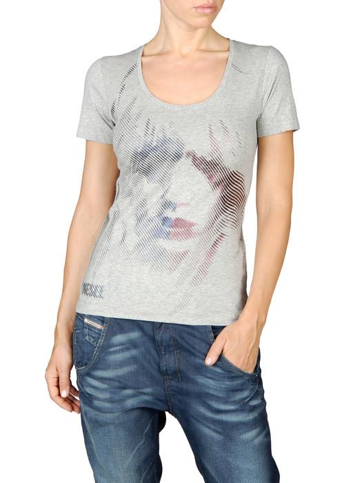DIESEL T-MANGA-F Short sleeves D f