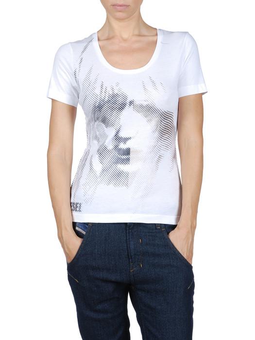 DIESEL T-MANGA-F Short sleeves D e