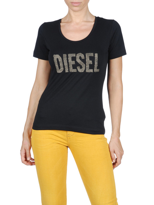 DIESEL T-MANGA-G Manches courtes D f
