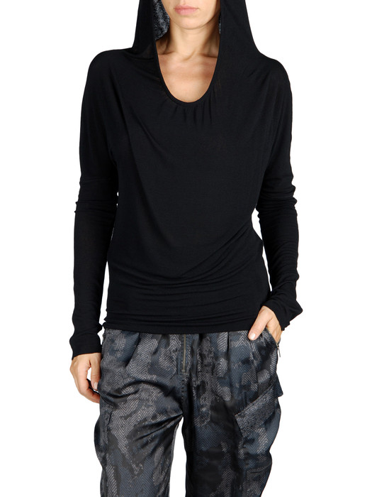 DIESEL T-MAELLE Long sleeves D f