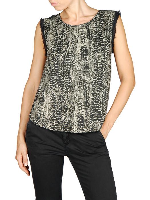 DIESEL T-CERIUM-A T-Shirt D f