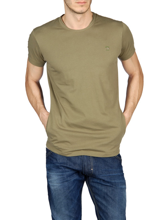 DIESEL T-NAUSICA-RS 0091B Camiseta U f