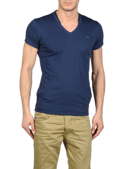 DIESEL T-COLCHIDE-RS 0091B T-Shirt U e