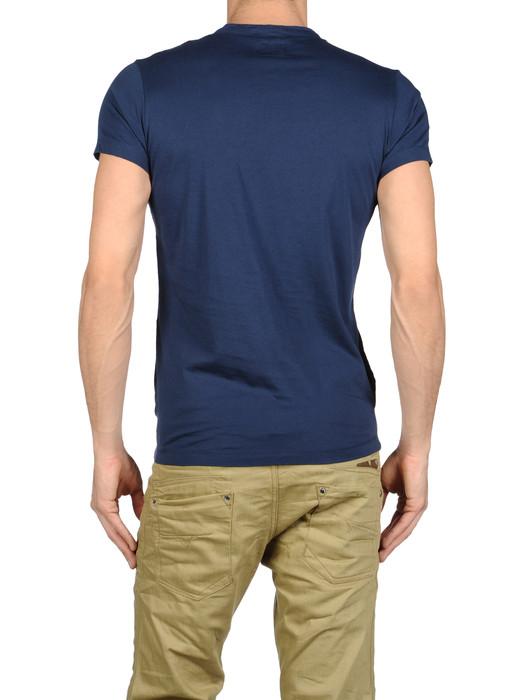 DIESEL T-COLCHIDE-RS 0091B Camiseta U r