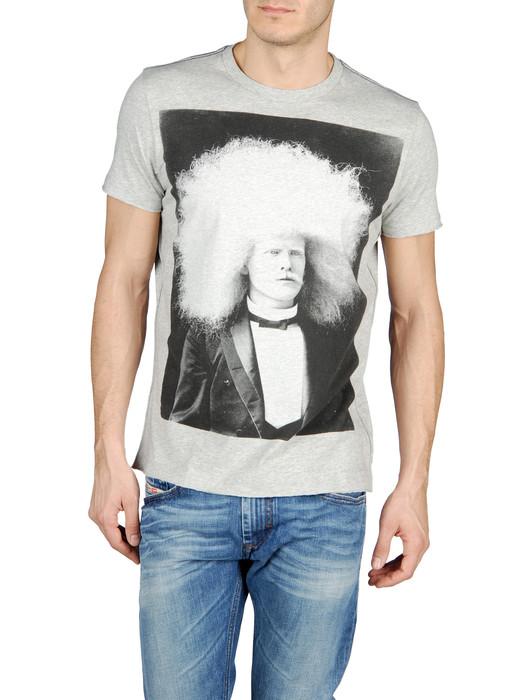 DIESEL T-GLANIS-R 0091B T-Shirt U e