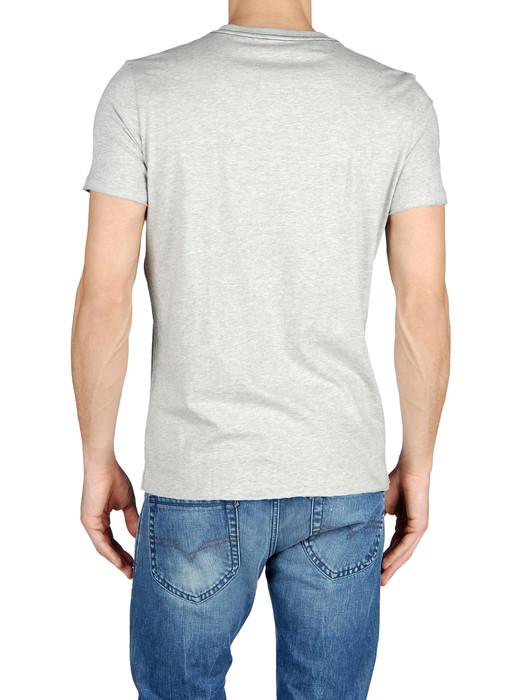 DIESEL T-GLANIS-R 0091B T-Shirt U r