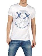 DIESEL T-BAKHA-R 00DFM Short sleeves U f