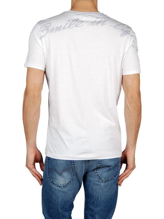 DIESEL T-BAKHA-R 00DFM Short sleeves U r