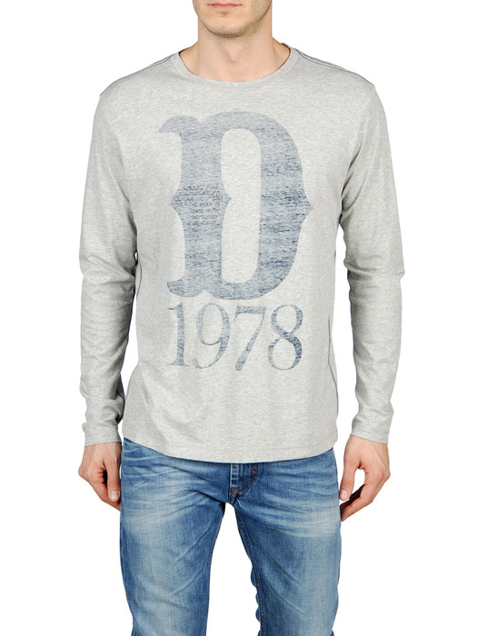 DIESEL T-ATON-R 00DFM Long sleeves U e