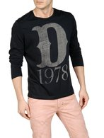 DIESEL T-ATON-R 00DFM Long sleeves U f