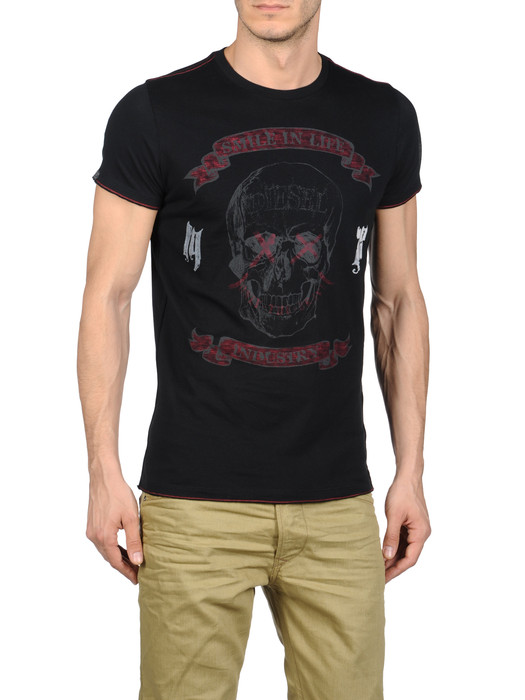 DIESEL T-EPONA-RS 0091B Camiseta U e
