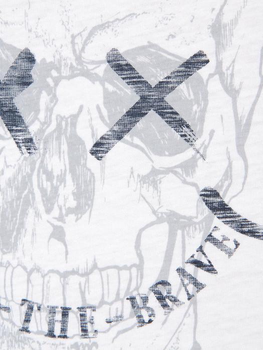 DIESEL T-EPONA-RS 0091B Camiseta U d