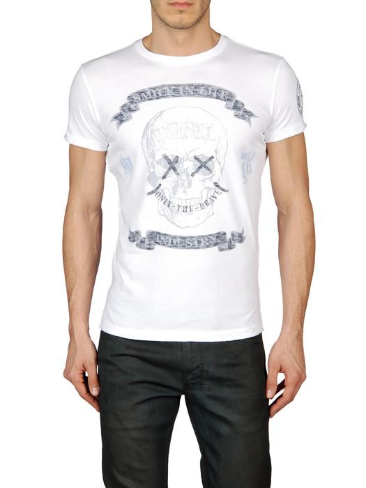 DIESEL T-EPONA-RS 0091B T-Shirt U e