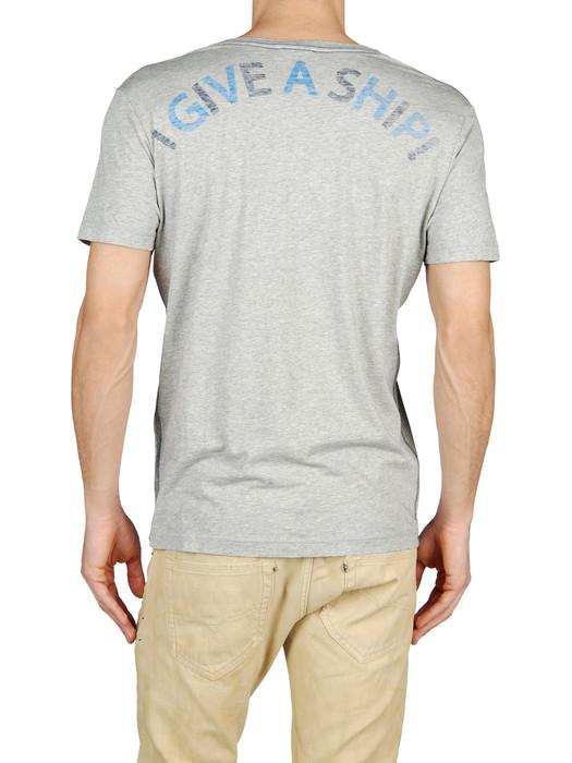 DIESEL T-HAPY-R 00DFM Short sleeves U r