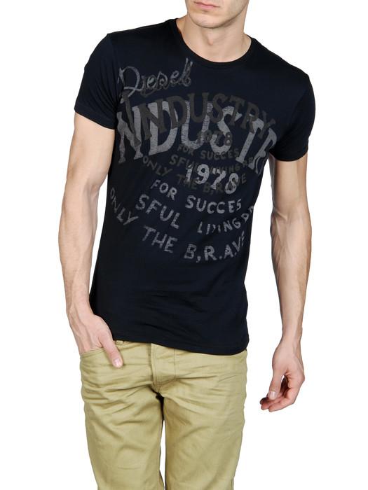DIESEL T-AMON-RS 00DFM T-Shirt U f