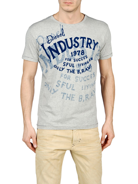 DIESEL T-AMON-RS 00DFM T-Shirt U e