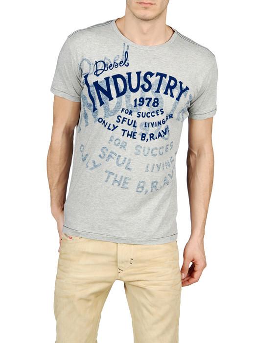 DIESEL T-AMON-RS 00DFM Camiseta U f