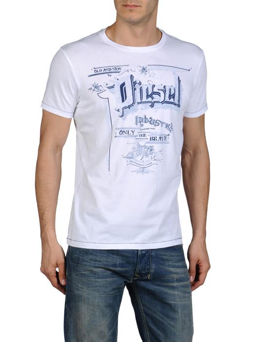 DIESEL T-MADRON-R 0091B T-Shirt U e