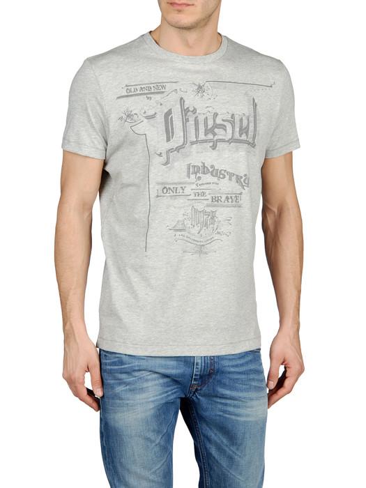 DIESEL T-MADRON-R 0091B Camiseta U e
